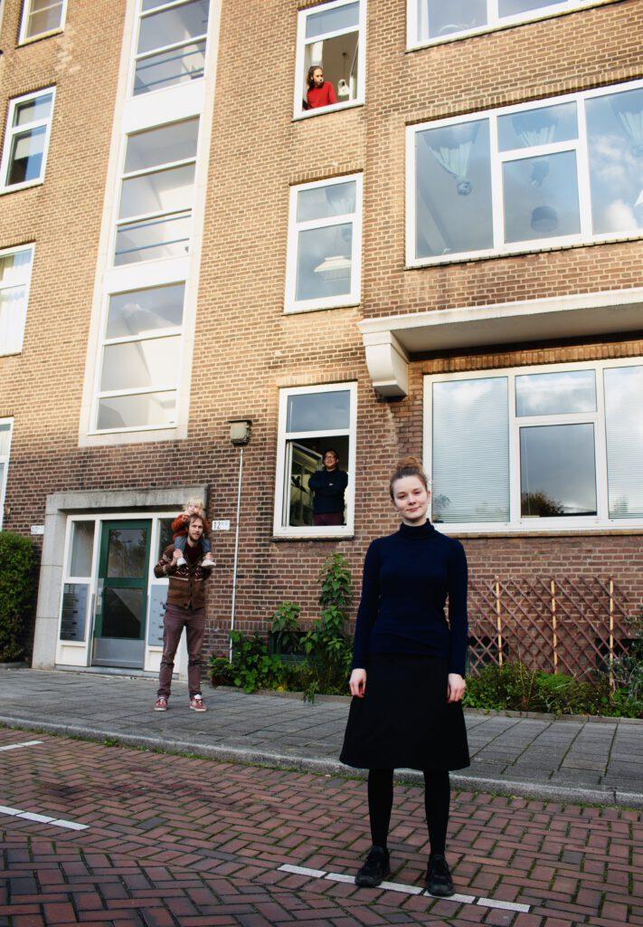 Zomaar op Straat #2 – op pad met Catherine