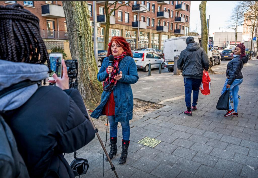 Roffa Speaks up – Dezelfde plek, een andere Rotterdammer, een ander perspectief