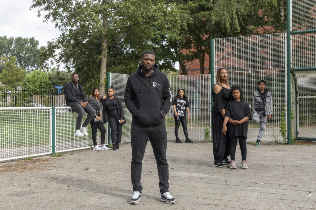De StraatStaat: een sociaal-artistiek theater en filmproject