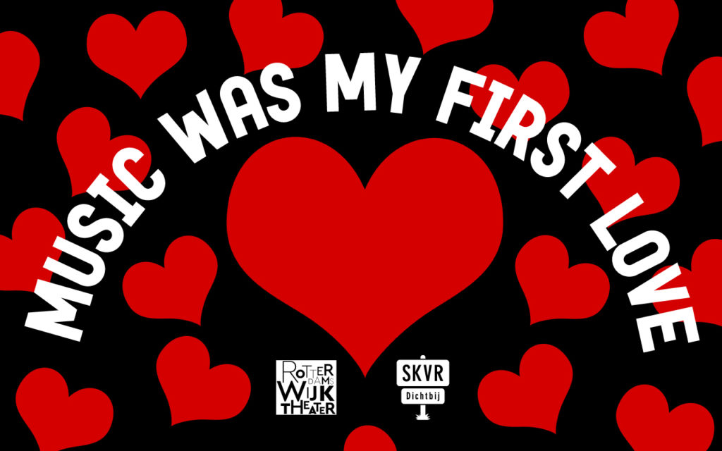 Music was my first love, met SKVR en OUDFIT